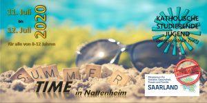 "Summertime in Nattenheim @ Zeltlager ""Blaues Haus"" in Nattenheim"