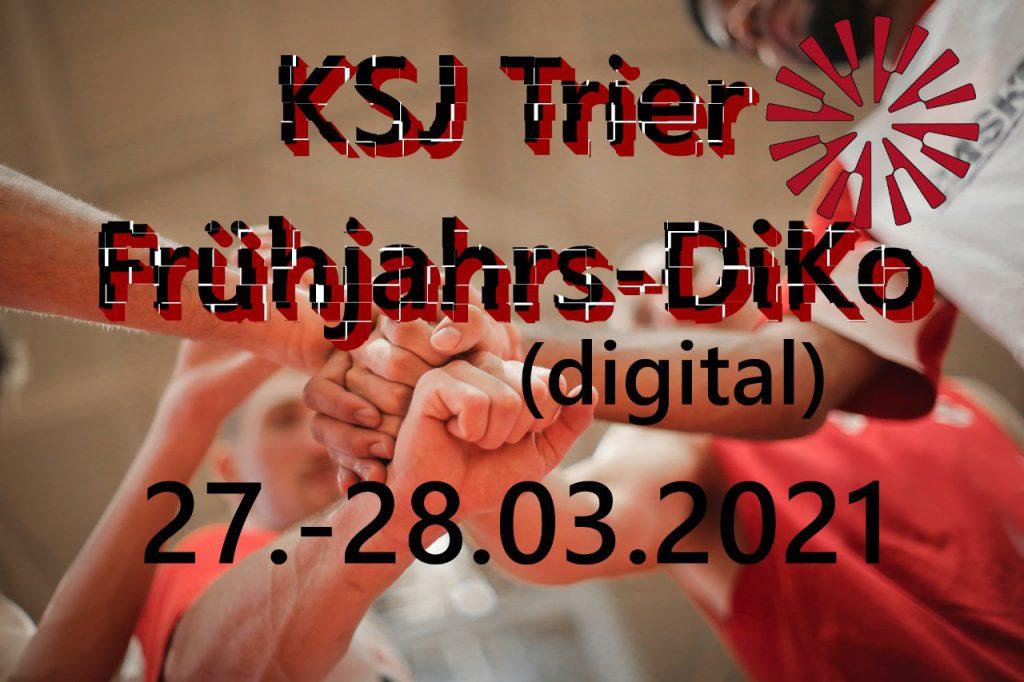 Einladung zur Frühjahrs-DiKo